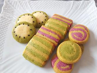 モリンガうずまきクッキー