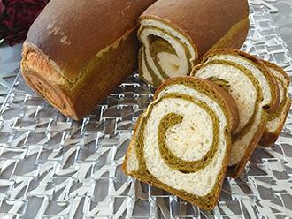 月桃うずまきパン
